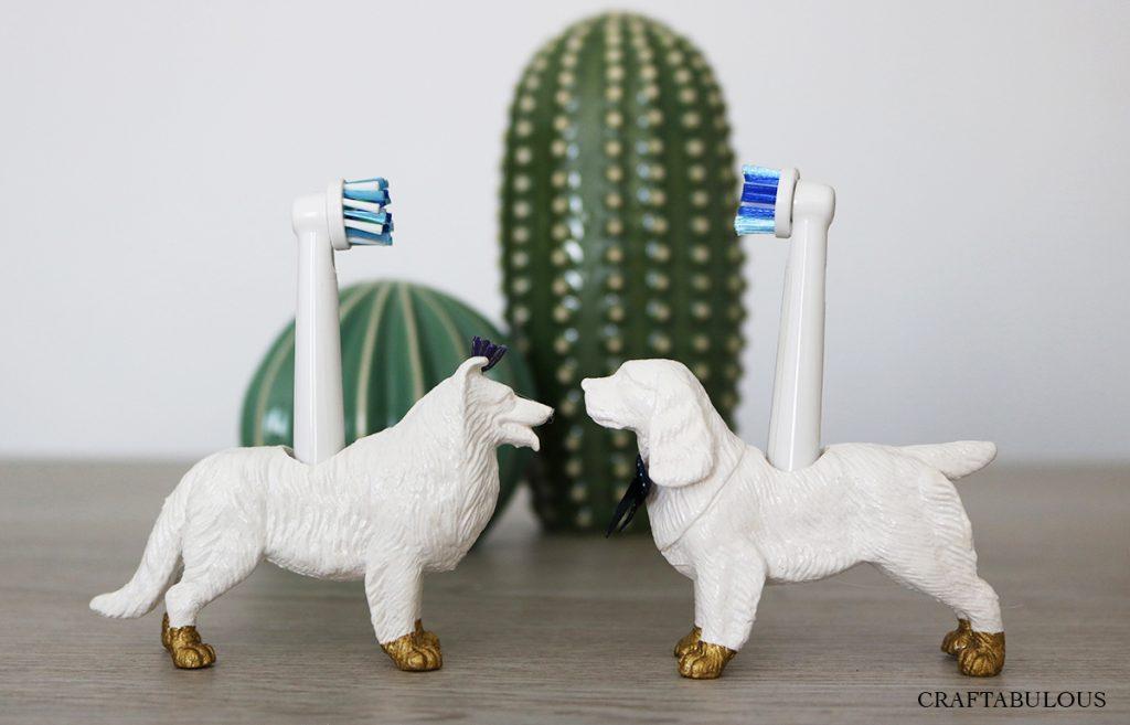 DIY para cepillo de dientes
